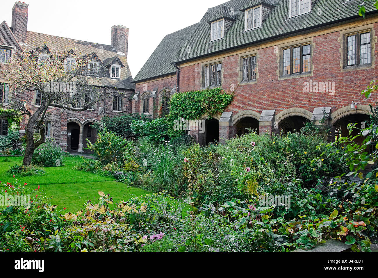 Westcott House is an Anglican theological college - Stock Image