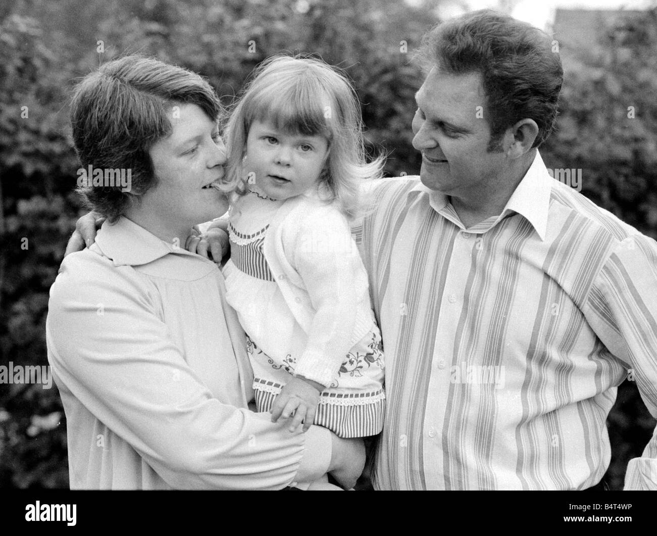 1980S Family Baby Black And White Stock Photos  Images-7478
