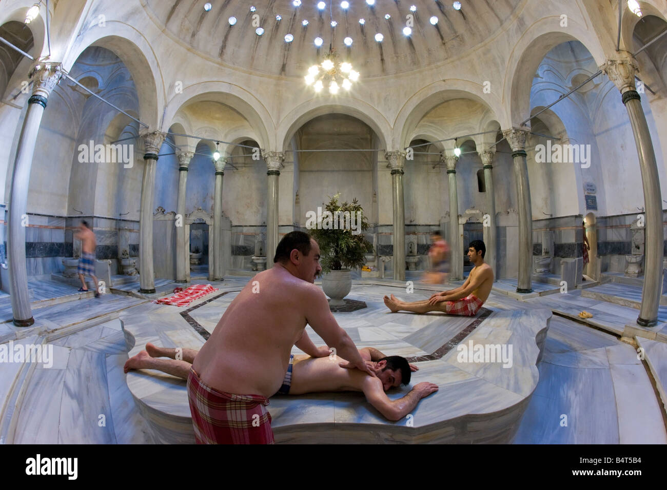 Photo tour of the russian and turkish baths in new york city