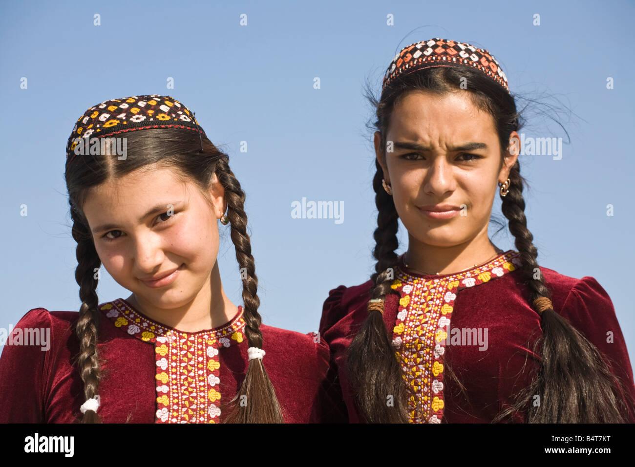 Strichmädchen aus Ashgabat