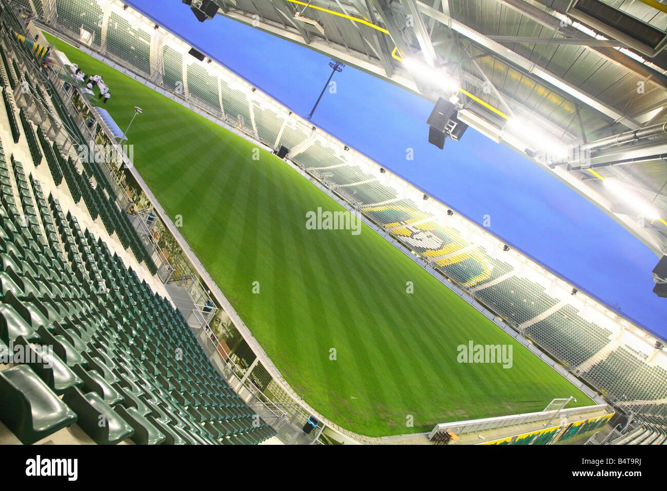 Ado Den Haag Stadion The Hague Stadium Holland Netherlands Stock Photo Alamy