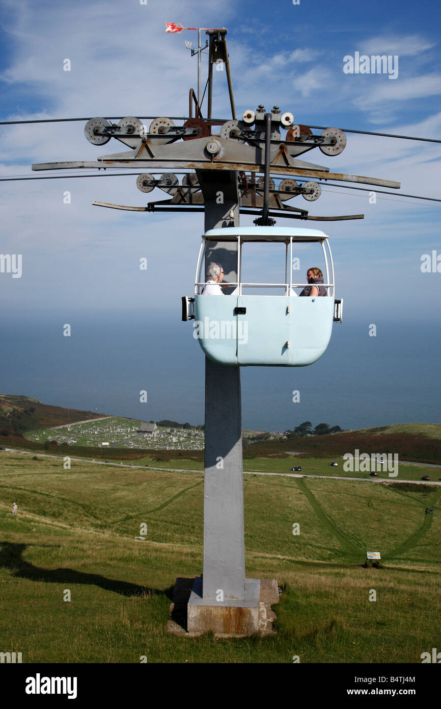 Llandudno Cable Car Accident