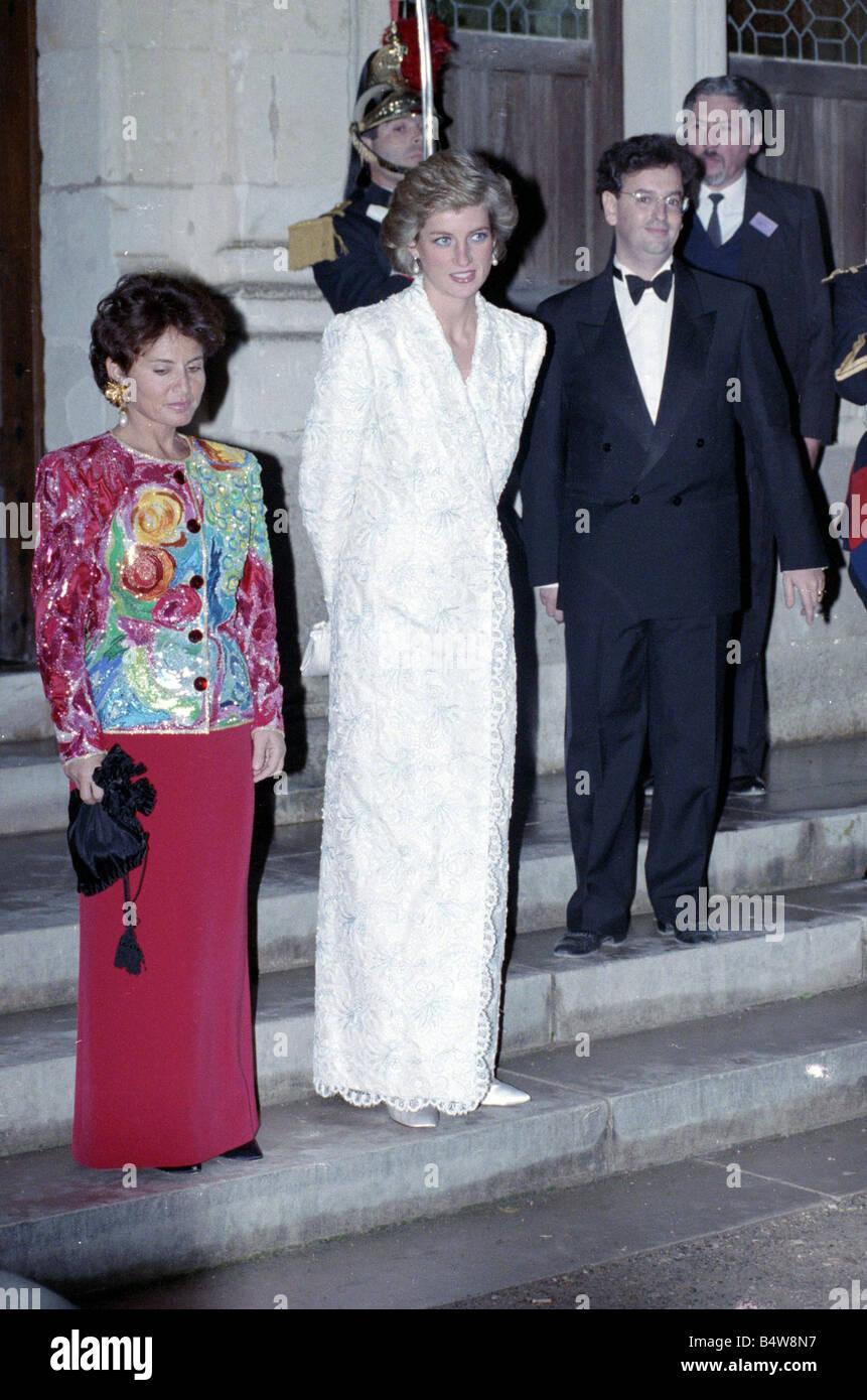 princess diana prince charles overseas visits australia february 1988 stock photo alamy alamy