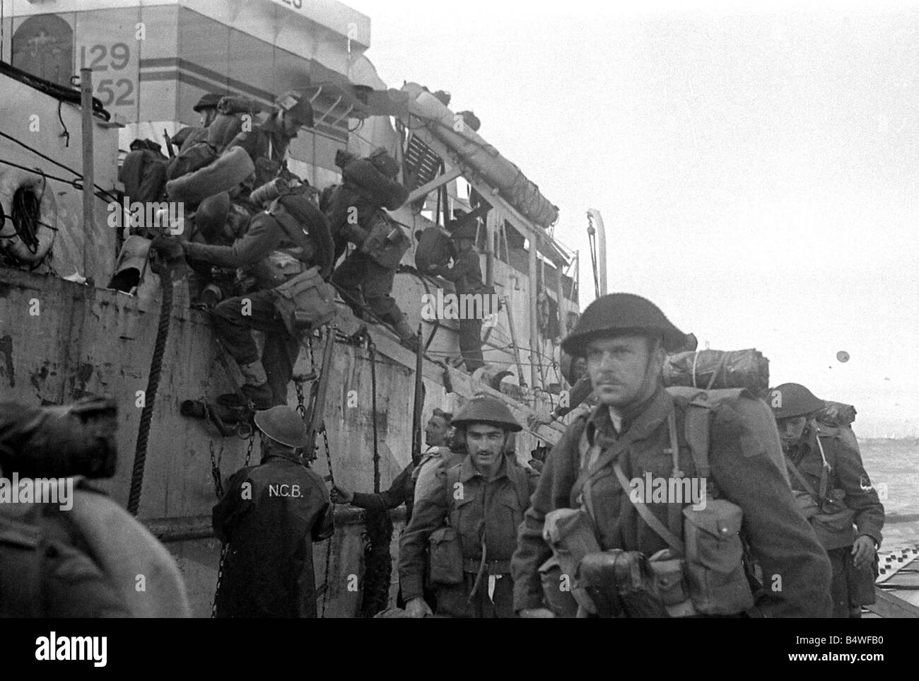 Gold Beach 1944 High Resolution Stock Photography and Images - Alamy