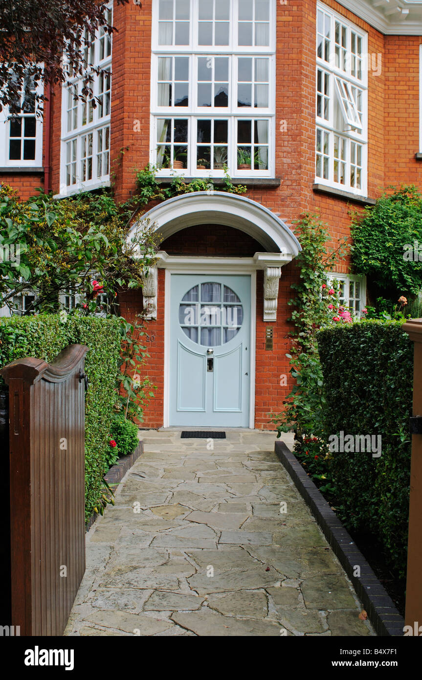 Freud s Museum in London - Stock Image