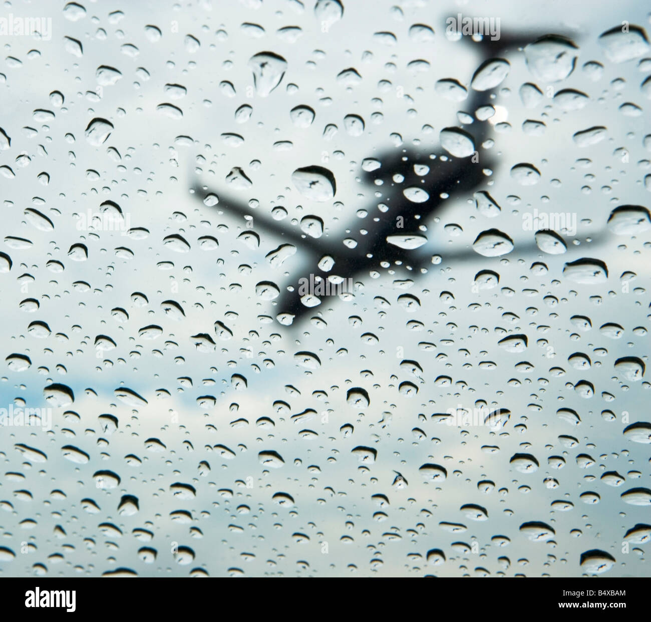 Window Frame And Rain Stock Photos & Window Frame And Rain Stock ...