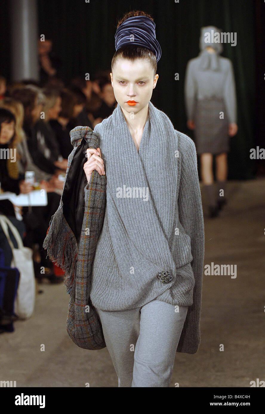 Fashion week Peter london jensen for woman