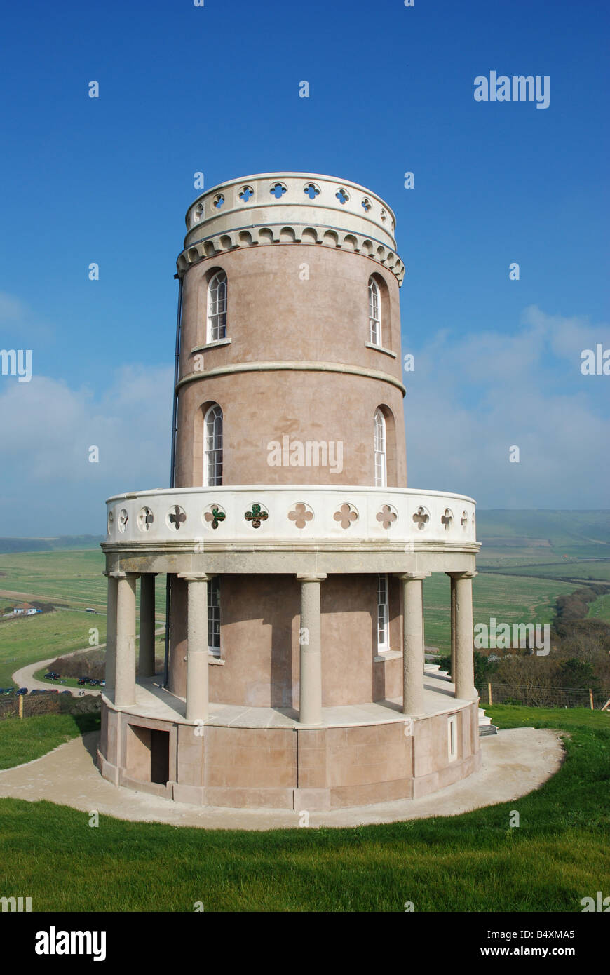 Clavell Tower-3 - Stock Image