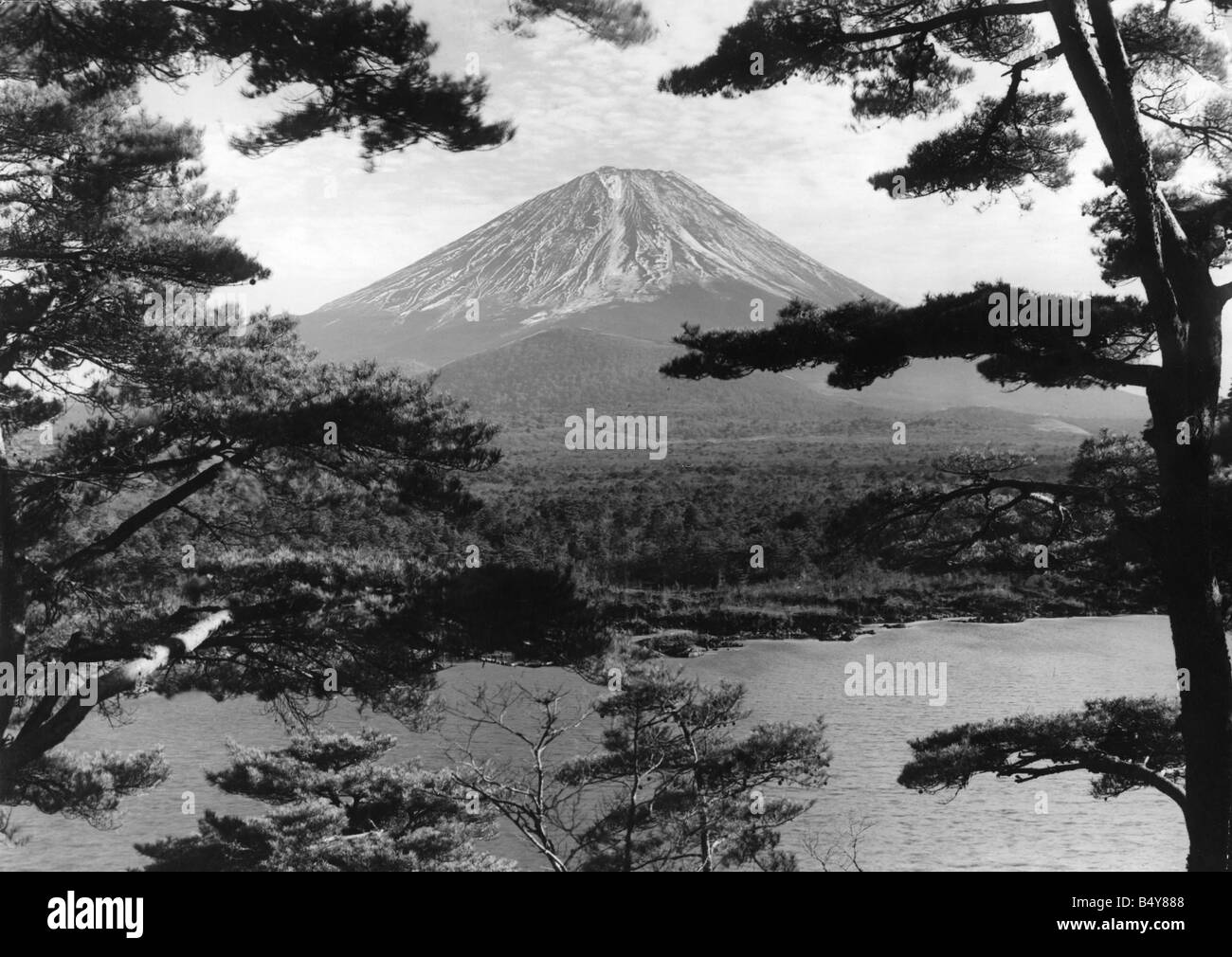 Geography travel japan landscapes mountains mount fuji san historic historical asia 20th century fujyama fujisan mountain vulcano