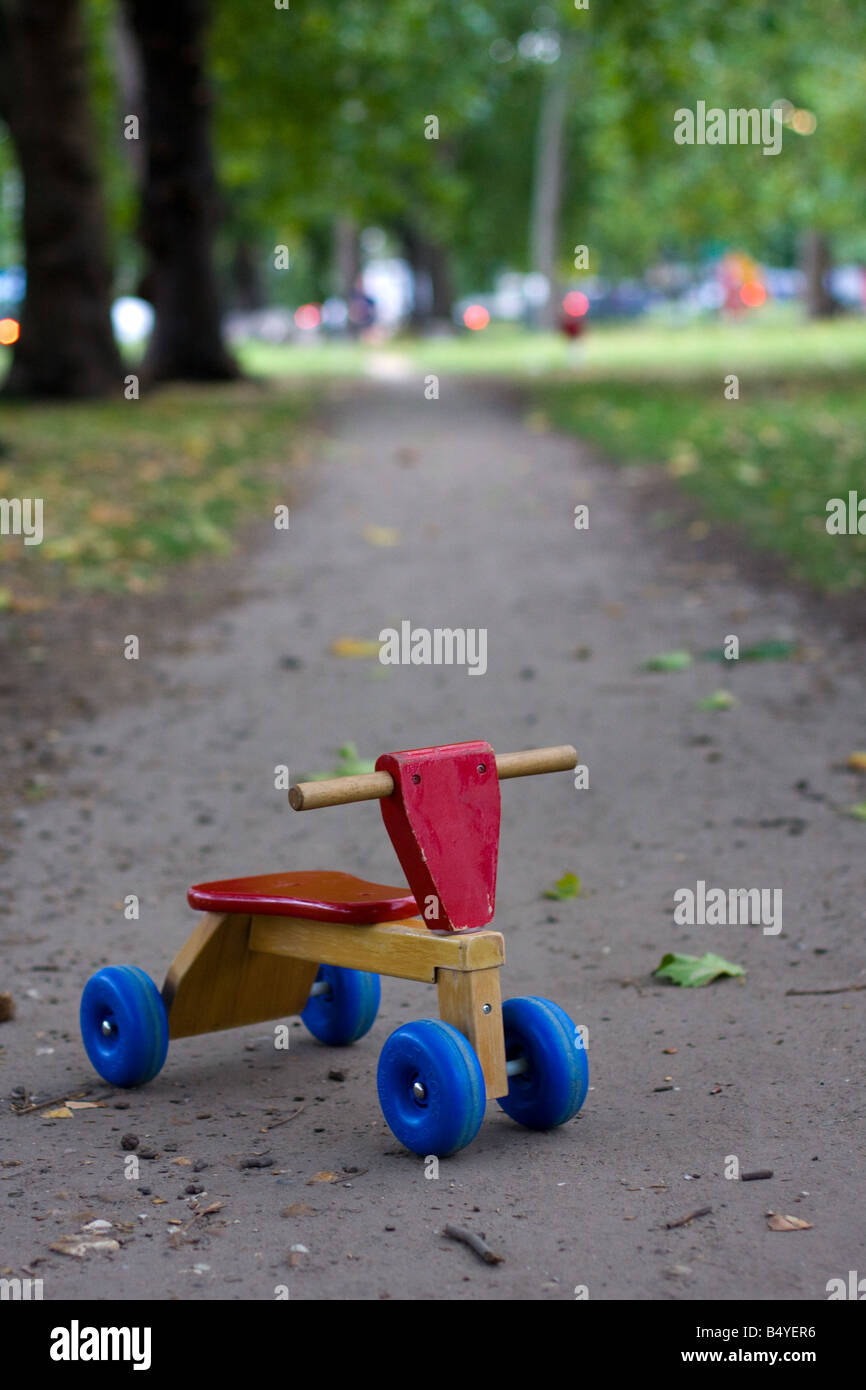baby bike - Stock Image