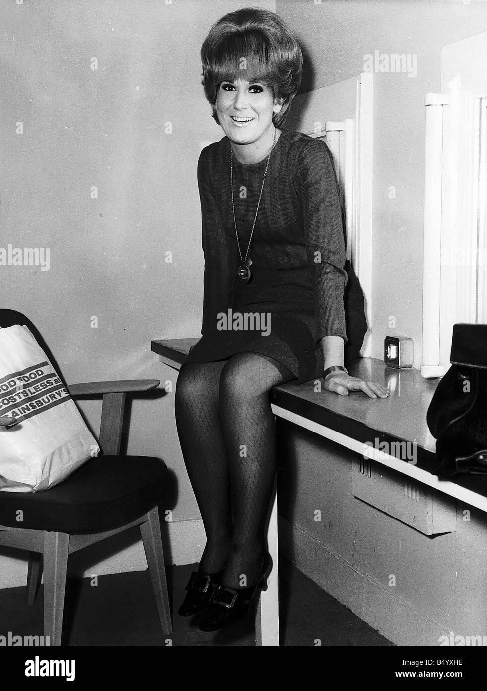 Dusty Springfield singer - Stock Image