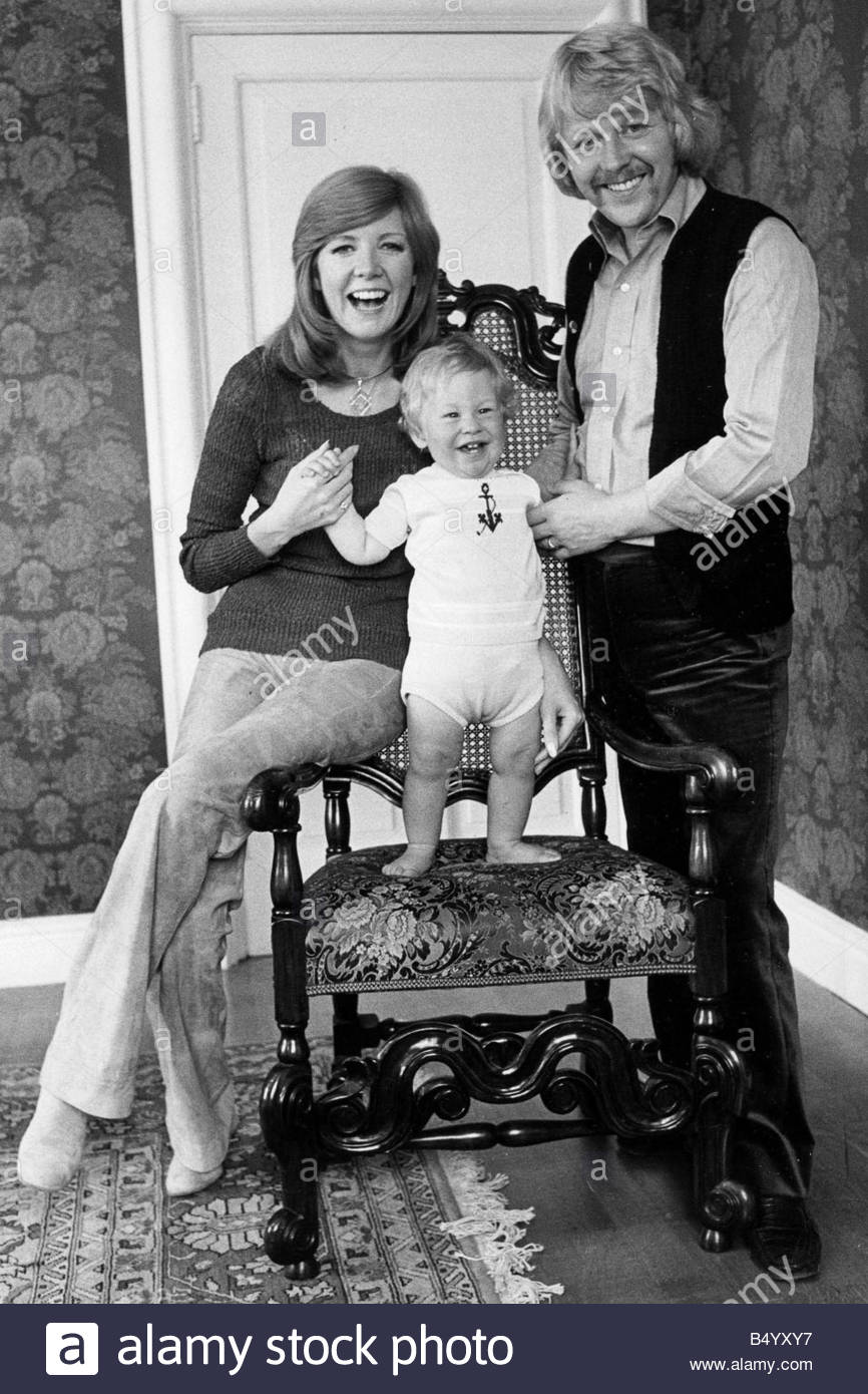 cilla black at home with husband and son july 1971 stock photo rh alamy com black at home black hat women monchel