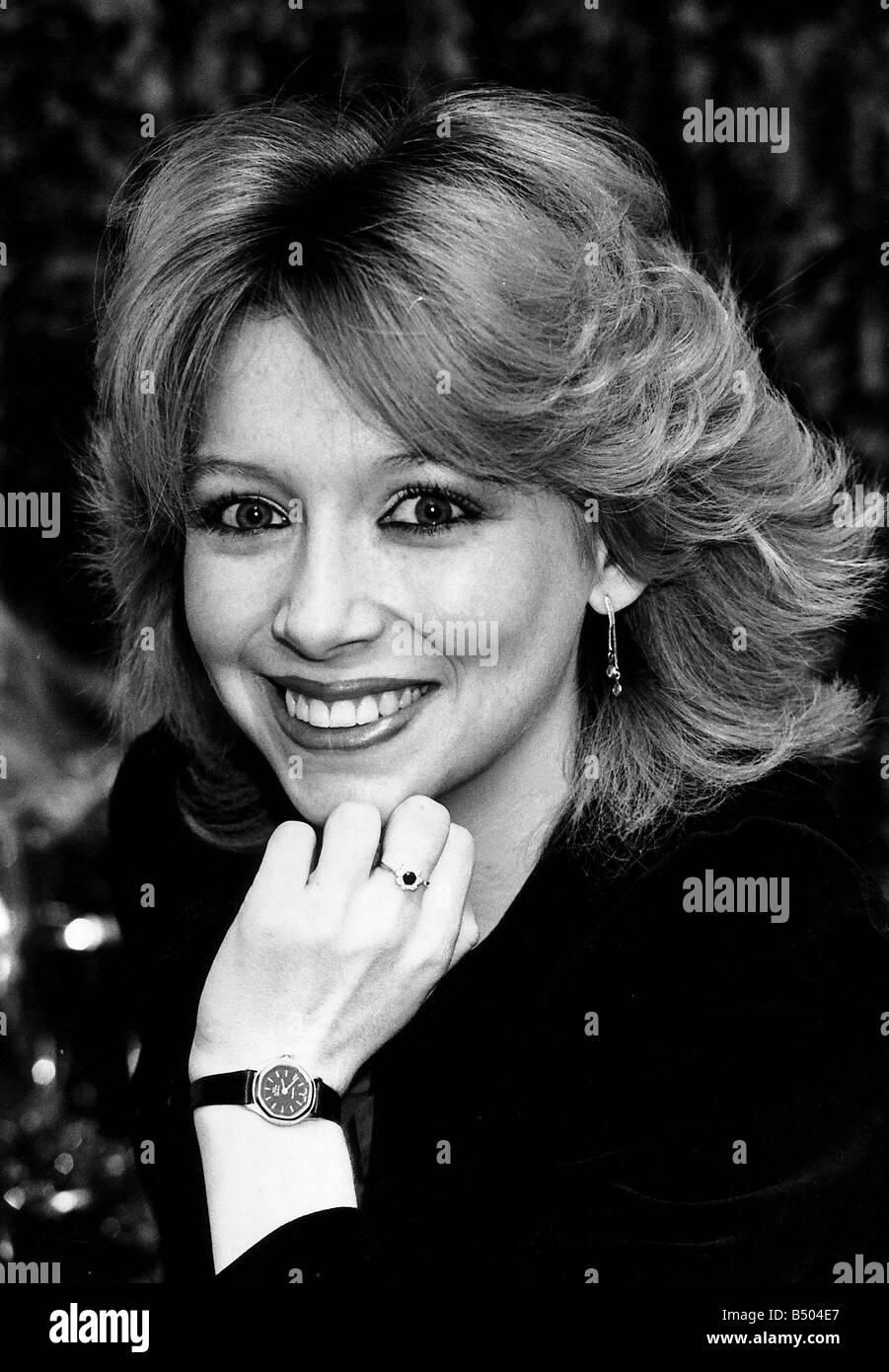 Lena Zavaroni Pop Singer msi - Stock Image