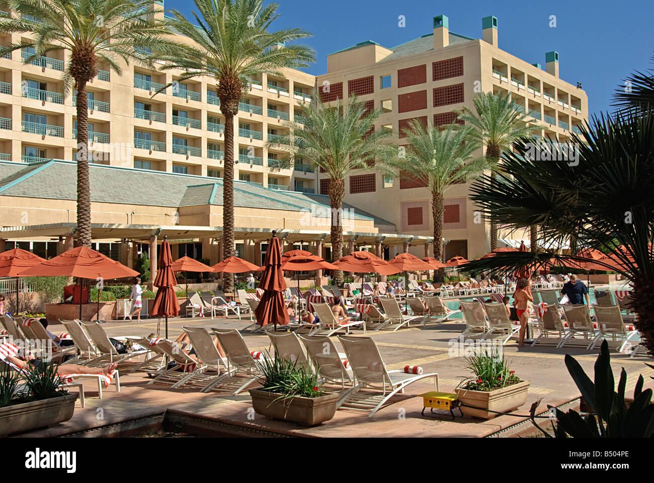 Renaissance Esmeralda Indian Wells modern luxury resort near Palm ...