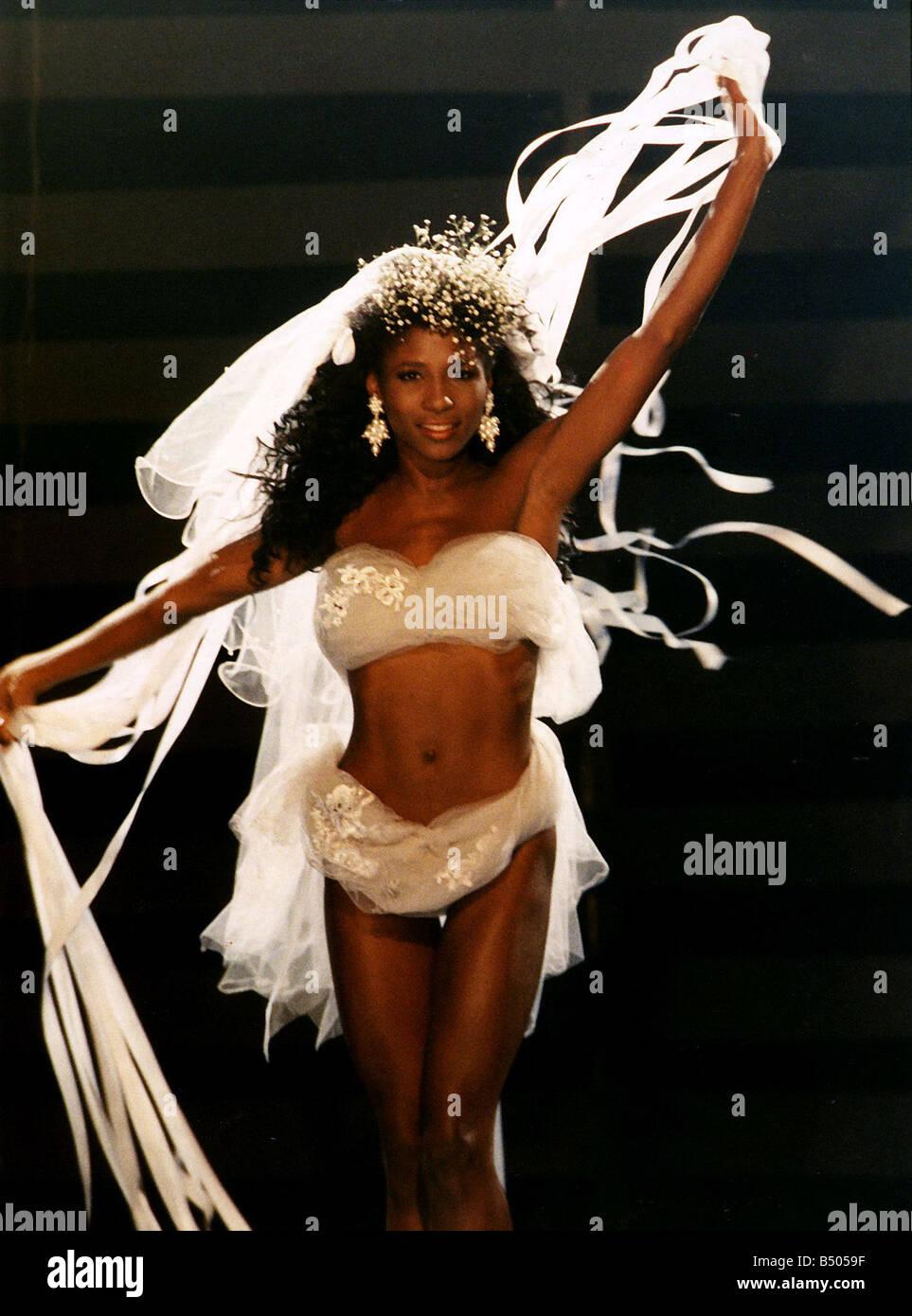 Sinitta British Pop Singer - Stock Image