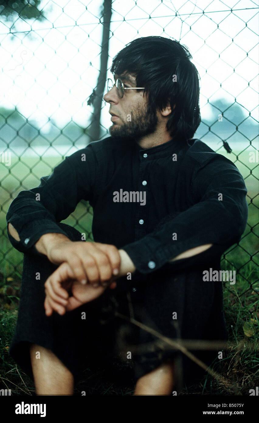 Manfred Mann singer of band 1969 - Stock Image
