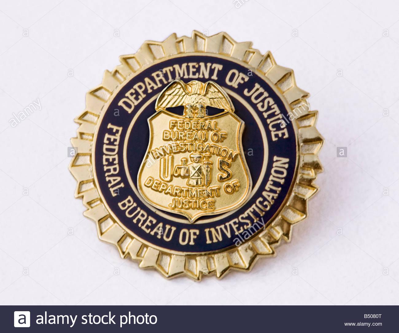 Fbi badge stock photos fbi badge stock images alamy - Fbi badge wallpaper ...