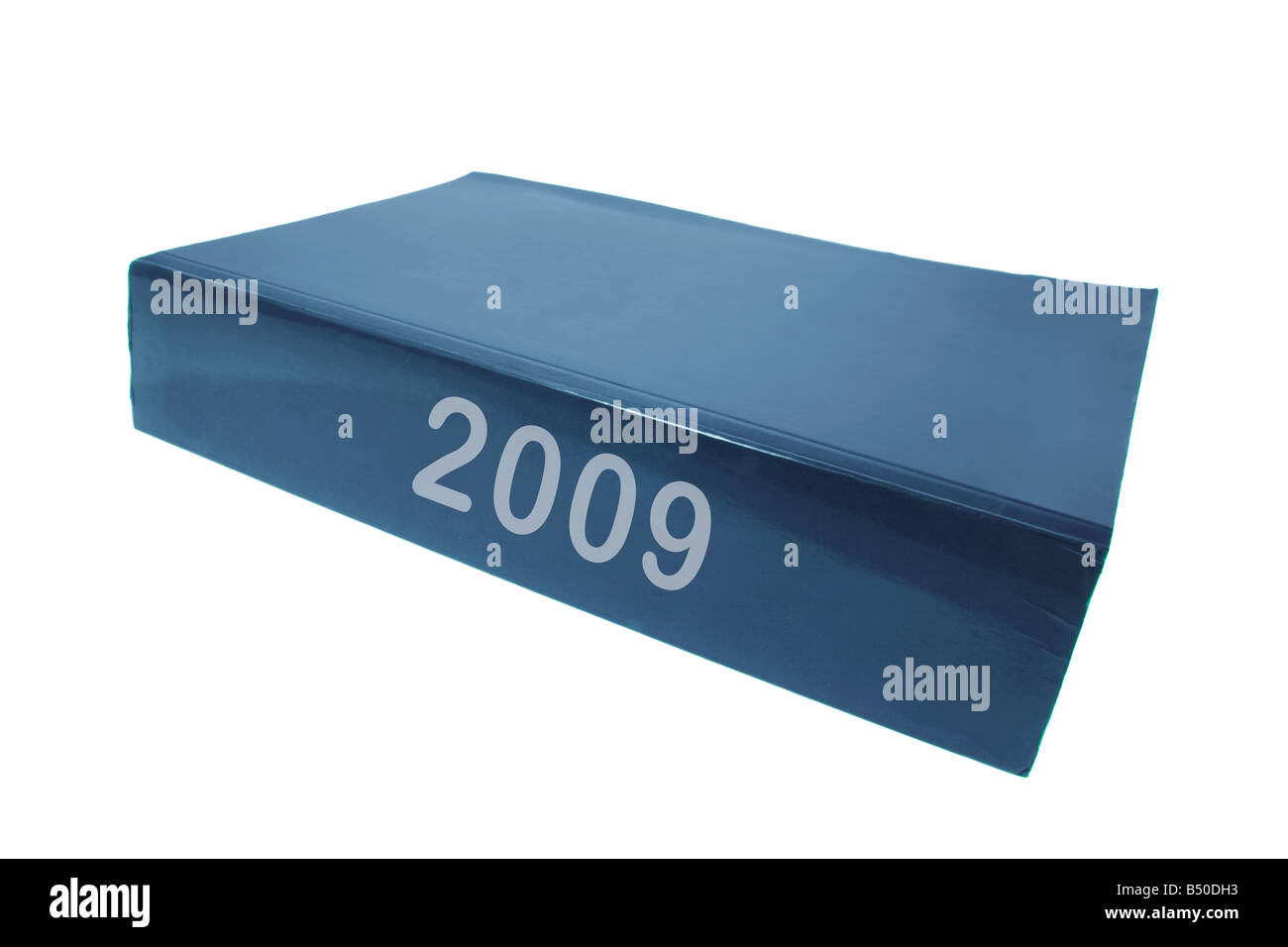 Book with 2009 - Stock Image