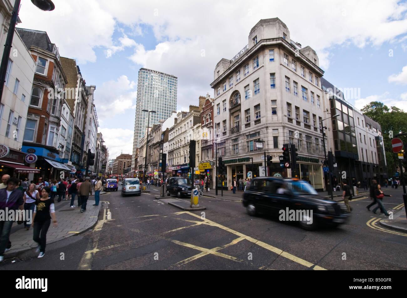 Oxford Street London England UK - Stock Image