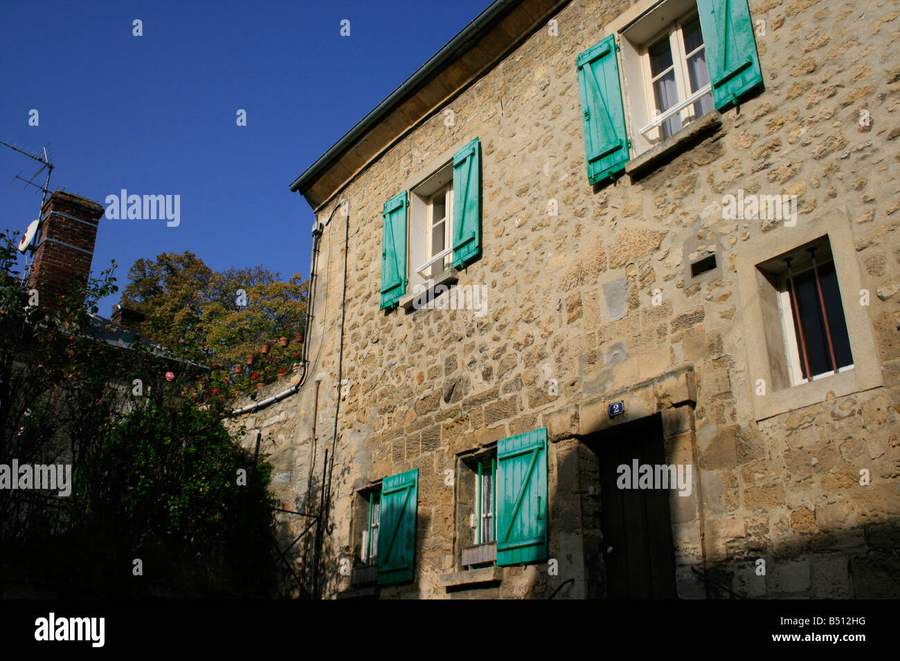 Town Auvers Stock Photos & Town Auvers Stock Images - Alamy