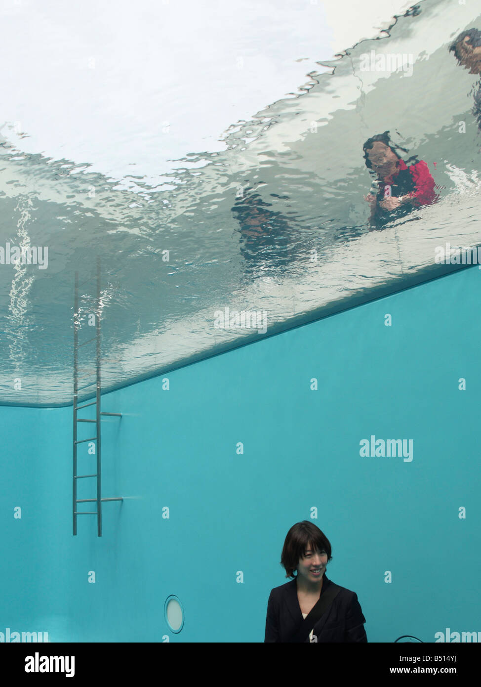 The Swimming Pool By Leandro ERLICH An Art Installation At 21st Century Museum Of Contemporary Kanazawa