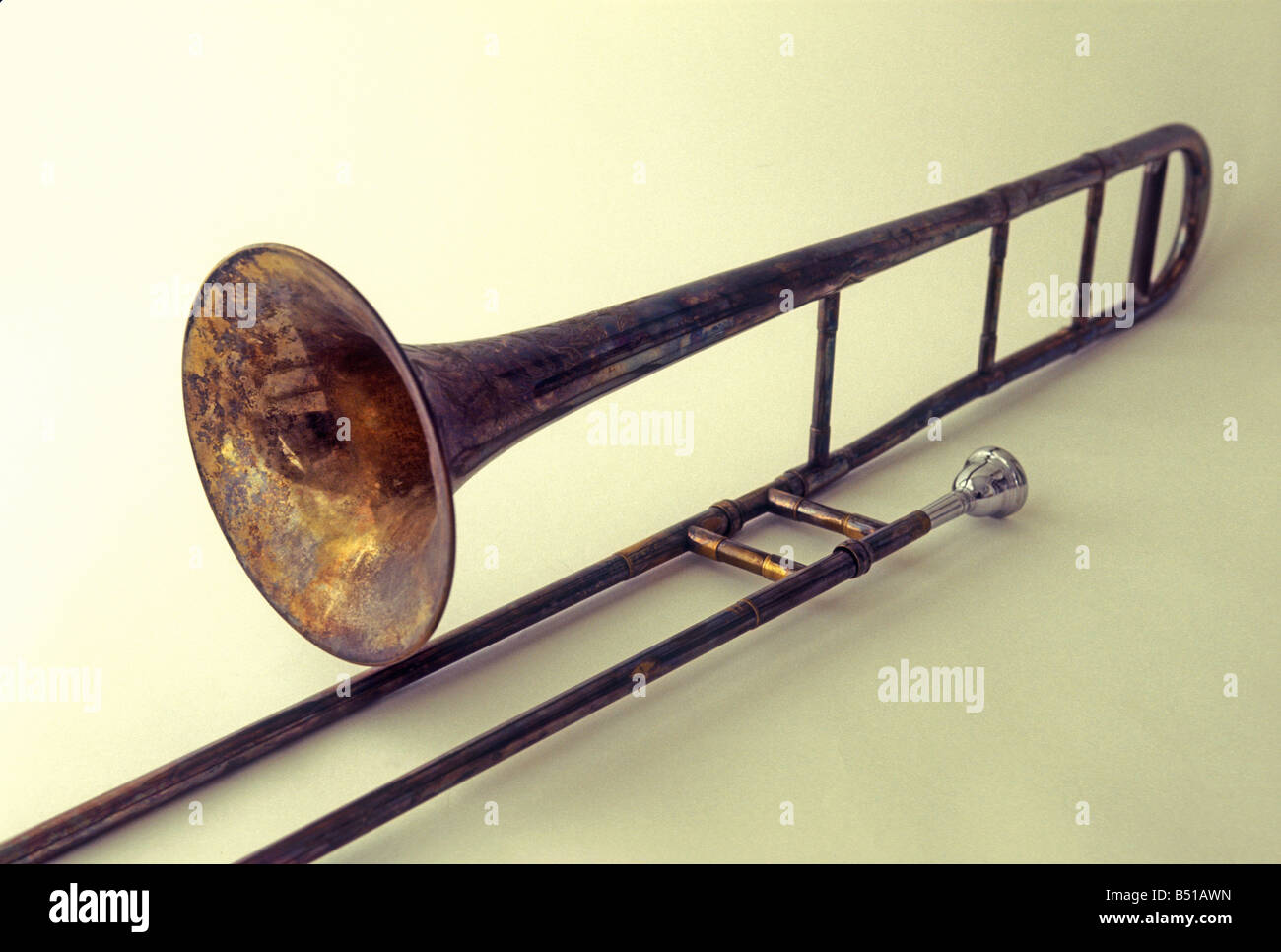 old trombone B51AWN old trombone stock photos & old trombone stock images alamy