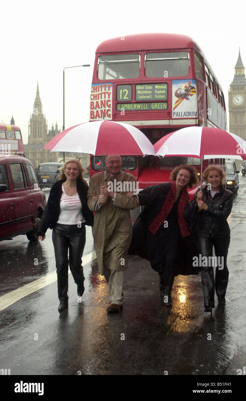 Mayor of London Ken Livingstone launches the Great London Deal campaign designed to boost last minute bookings from - Stock Image