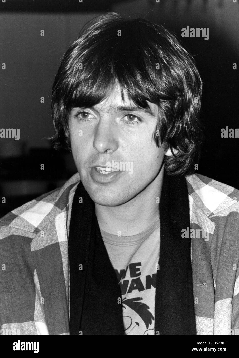 Peter Gabriel the rock star and former lead singer of Genesis during his European solo tour music singer September - Stock Image