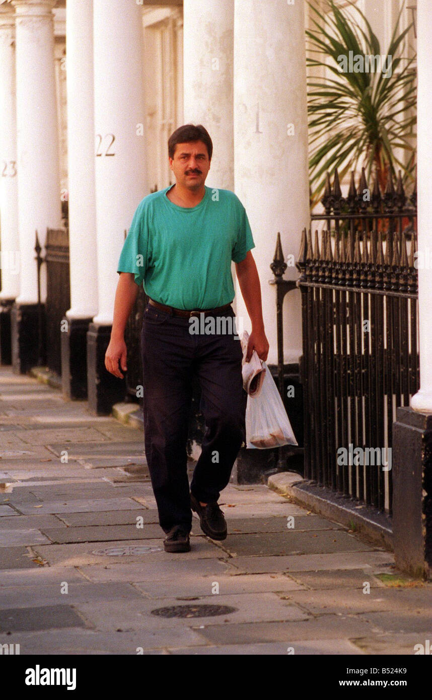 Dr Hasnat Khan Princess Diana S Former Butler Paul Burrell Has Told Stock Photo Alamy