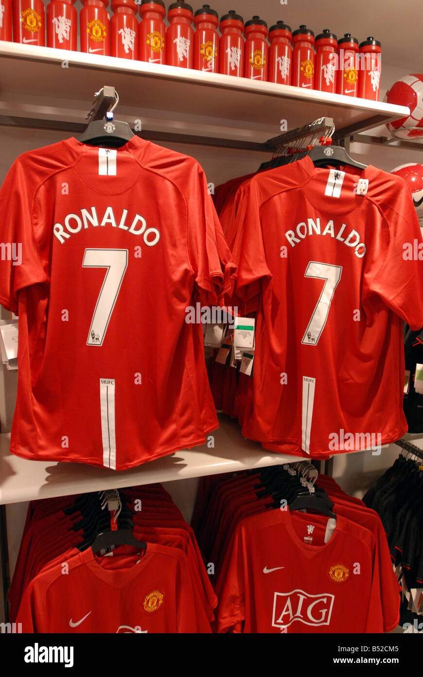 Cristiano Ronaldo Manchester United Stock Photos Cristiano