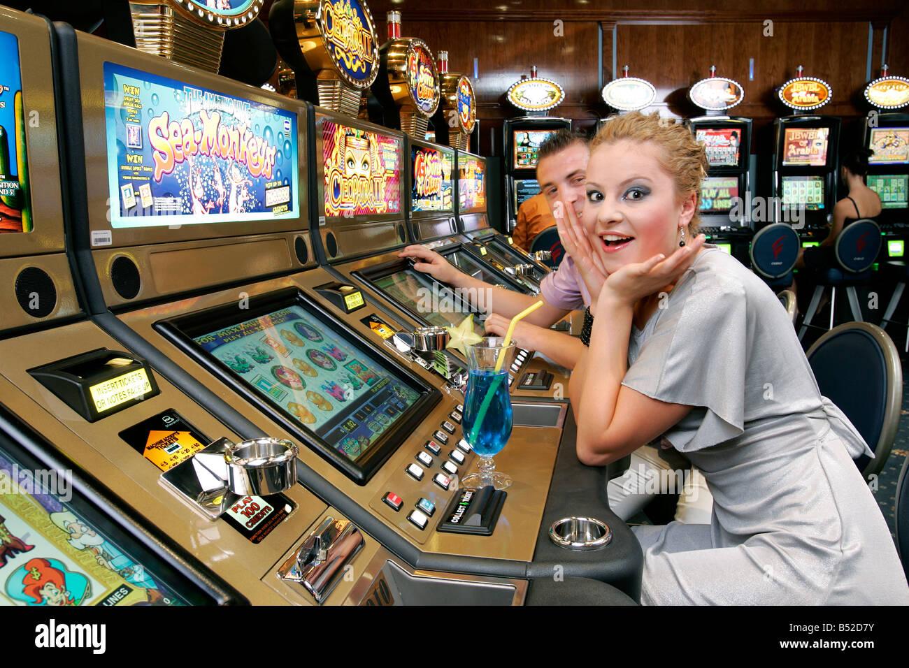 1 Slot Machines With Women