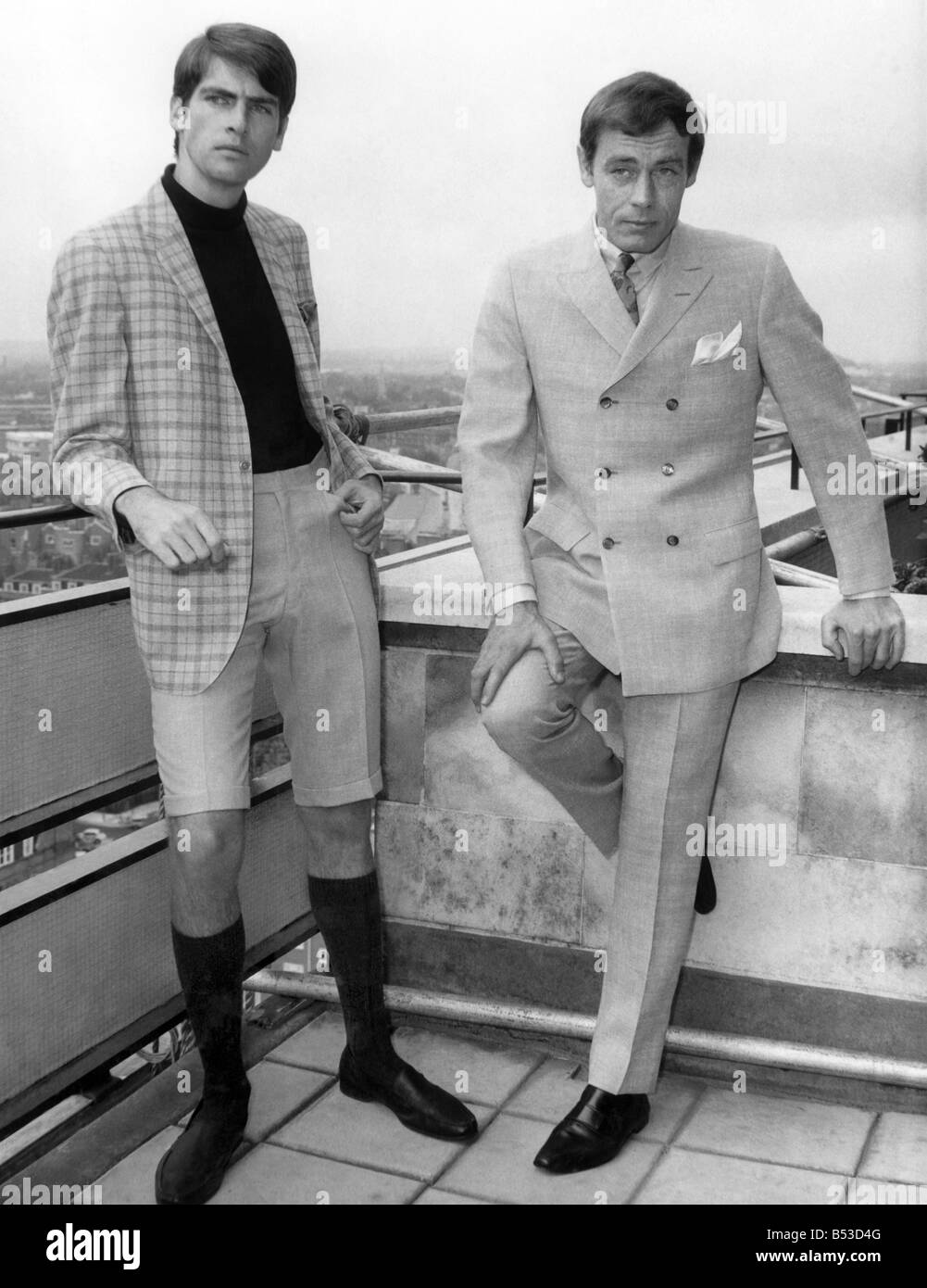 1960 S Mens Fashion High Resolution Stock Photography And Images Alamy