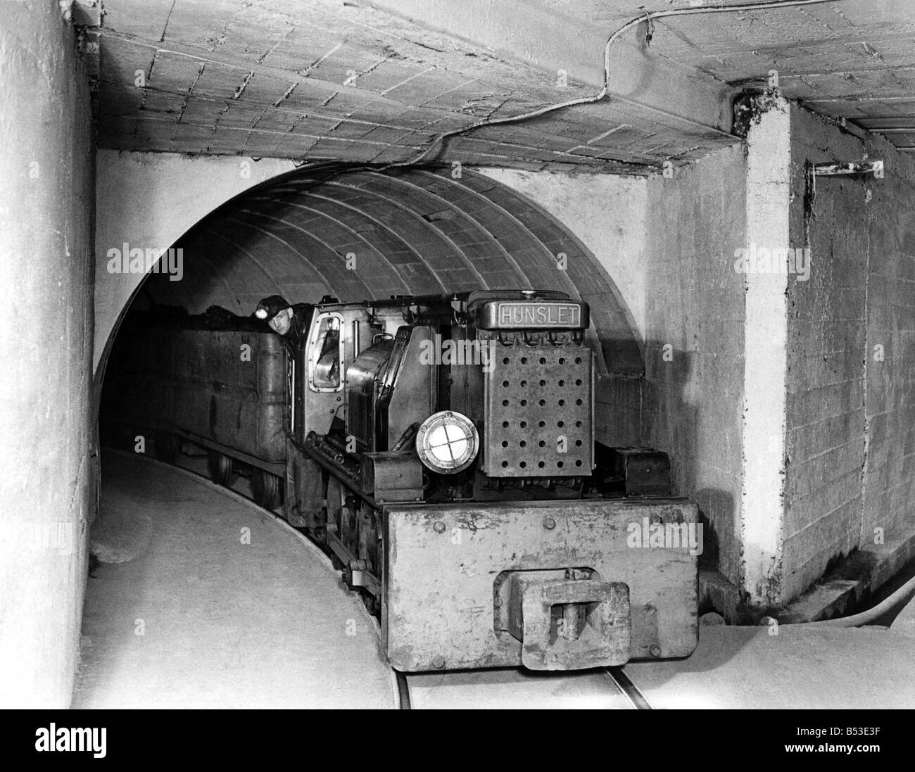Pit Head Black And White Stock Photos Images Alamy