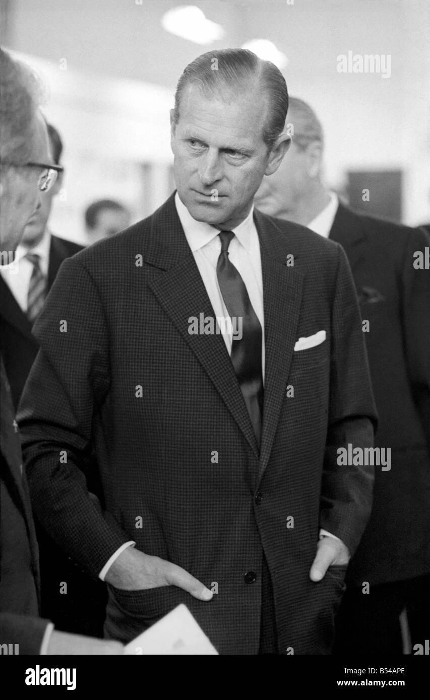 Royalty. Prince Philip, Duke of Edinburgh. Z10862-004 - Stock Image