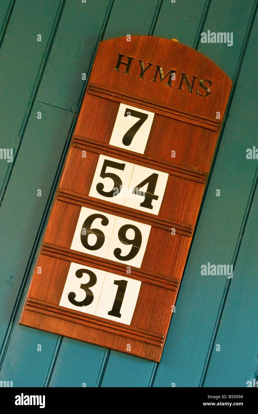 Church Hymn Plaque Stock Photos & Church Hymn Plaque Stock Images ...