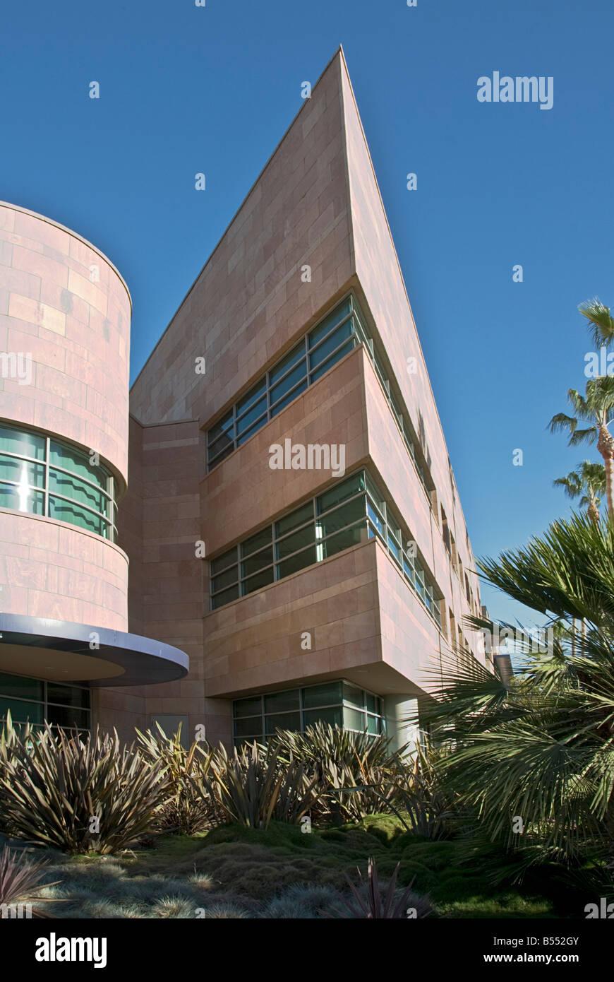 SONY BMG Music Entertainment Santa Monica CA California - Stock Image