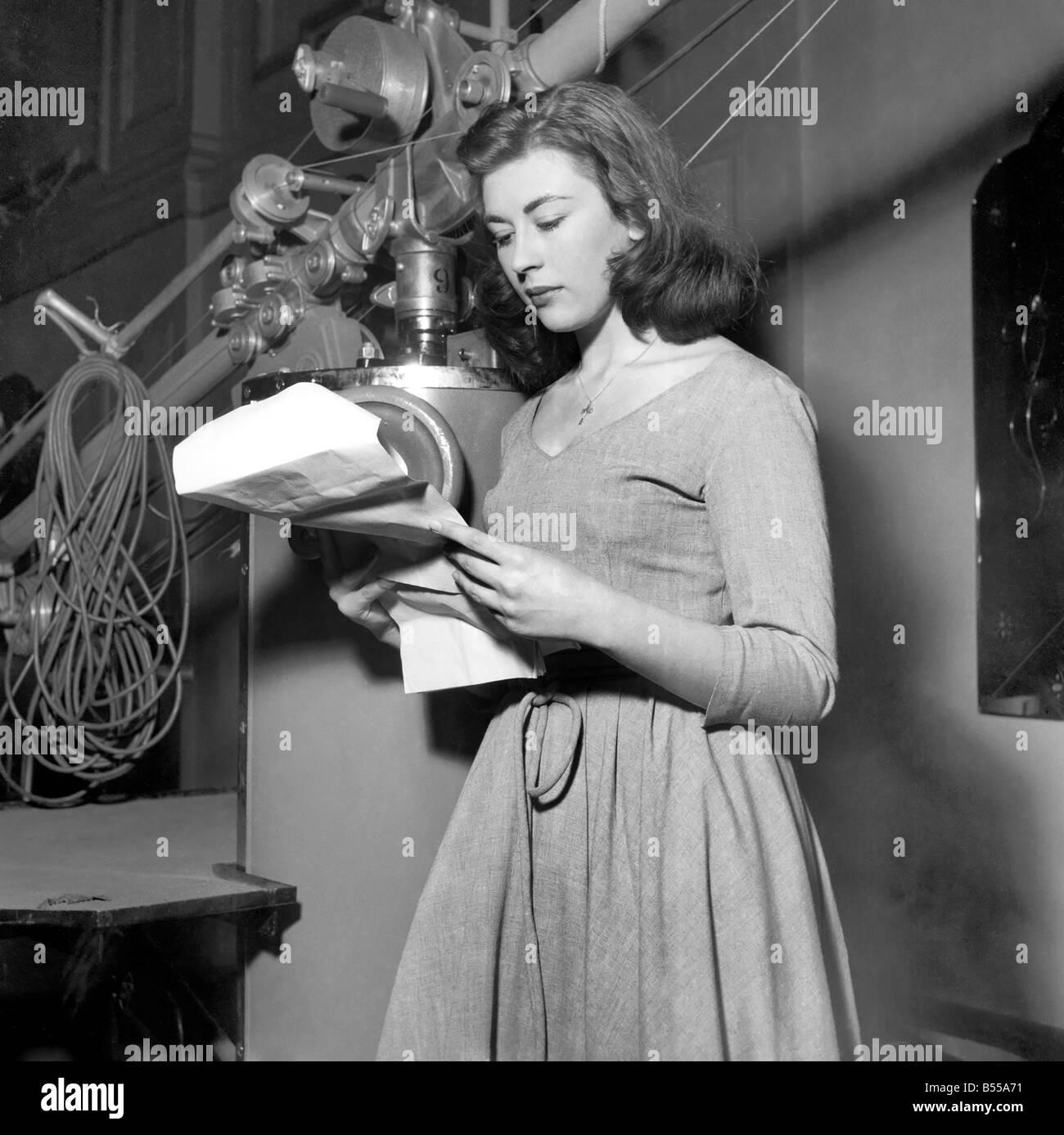 Watch Nanette Newman (born 1934) video