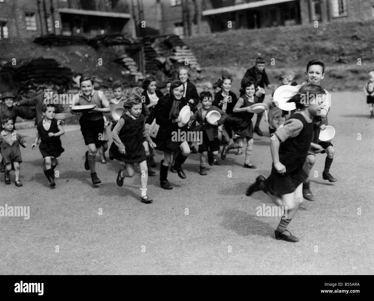 Food glorious food.