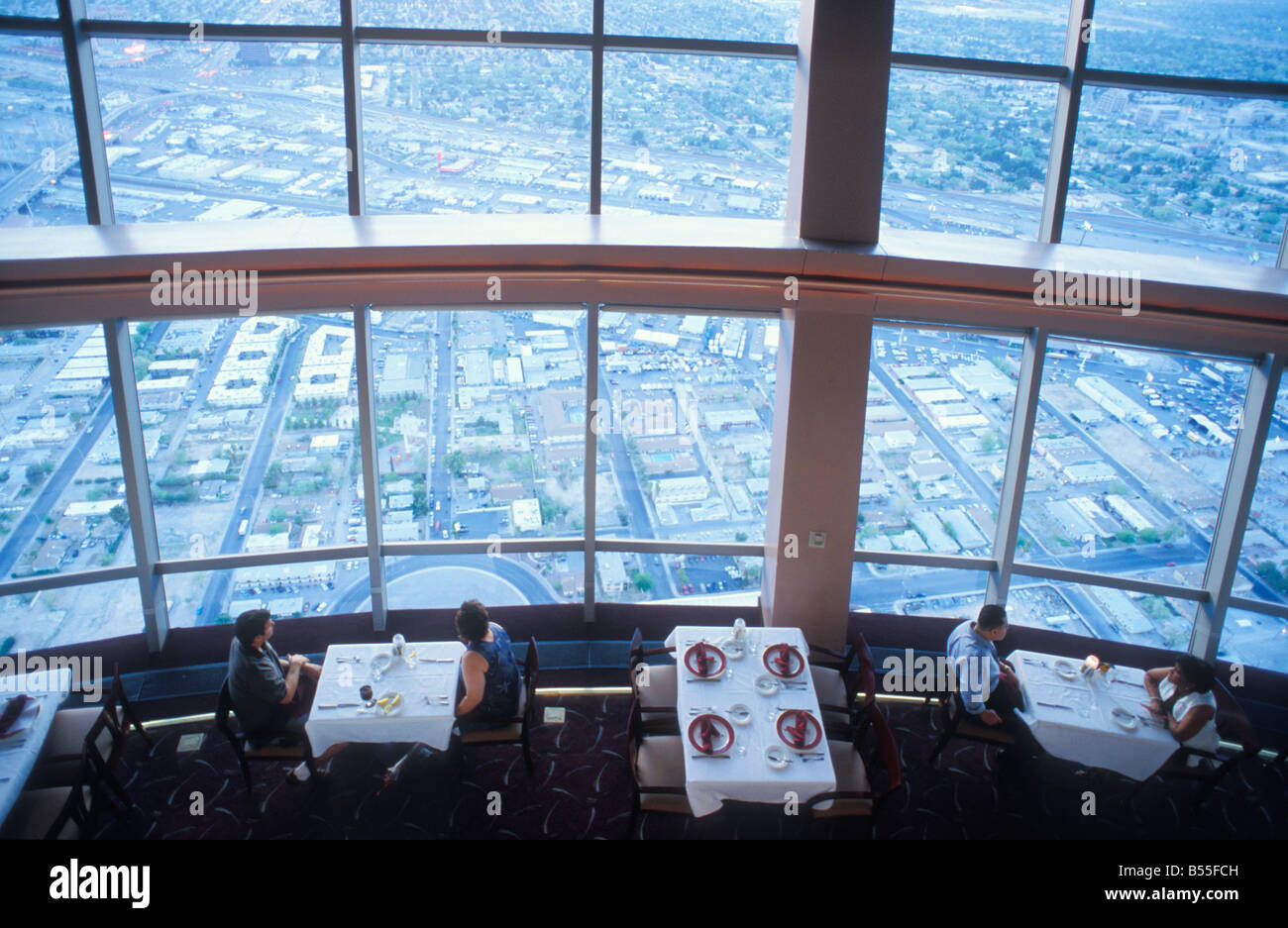 Restaurant Top Of The World At Stratosphere Tower In Las