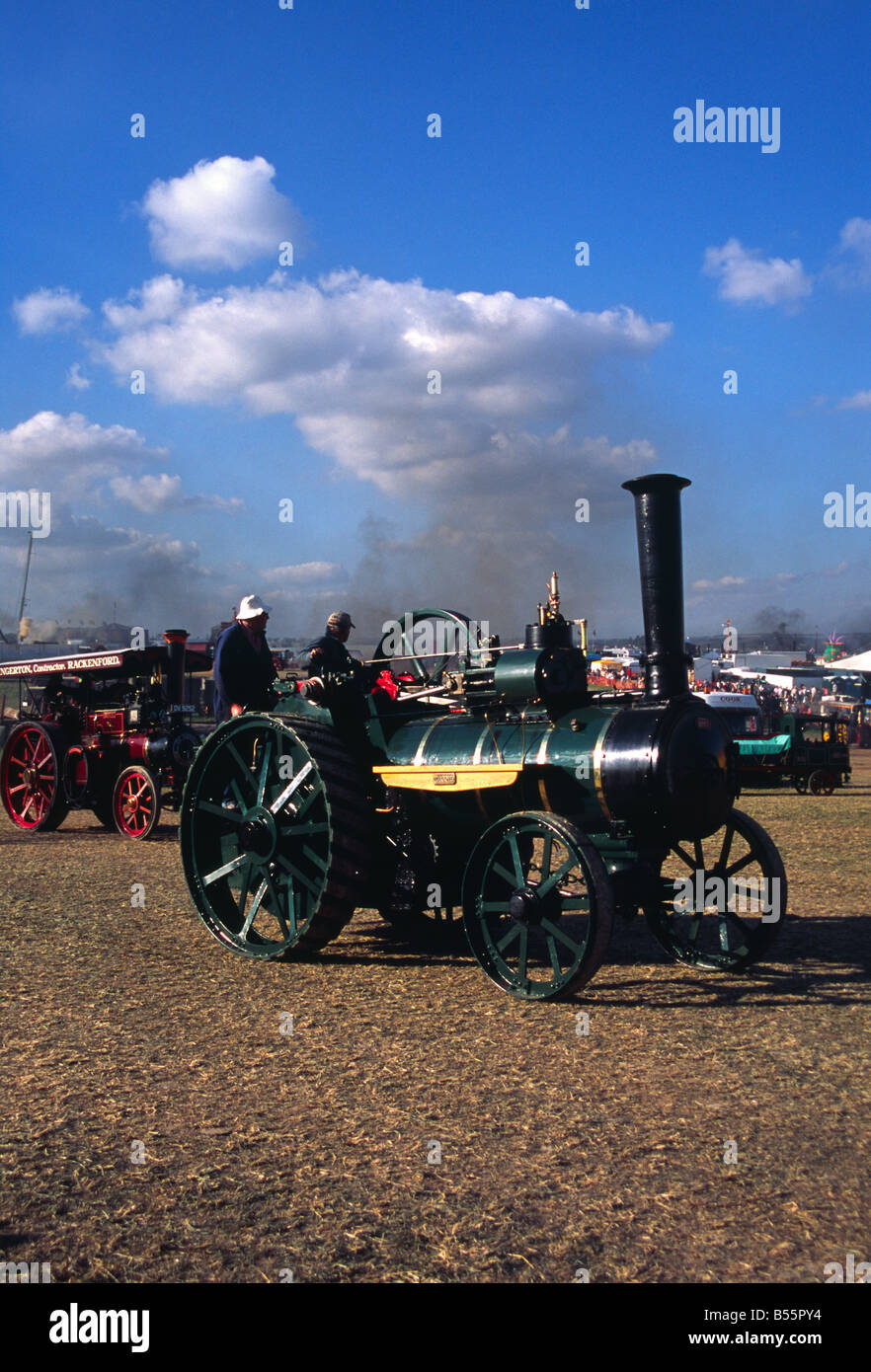 Richard Hornsby 8nhp General Purpose Engine Maggie - Stock Image