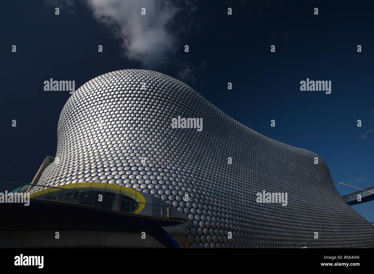 Selfridges Department Store Bullring Shopping Centre Birmingham West Midlands England UK - Stock Image