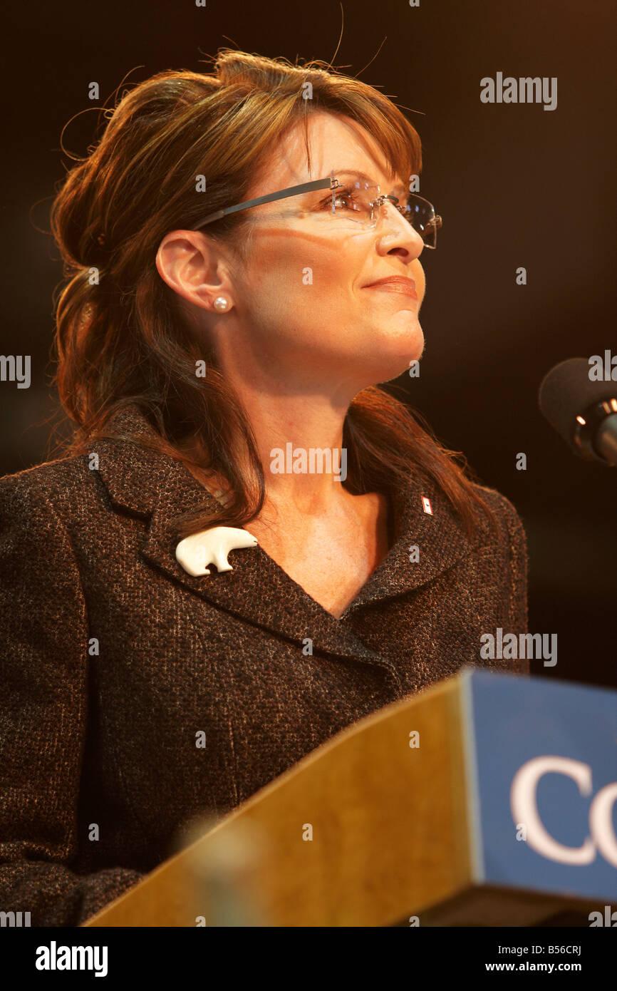 sarah palin 2008 campaign