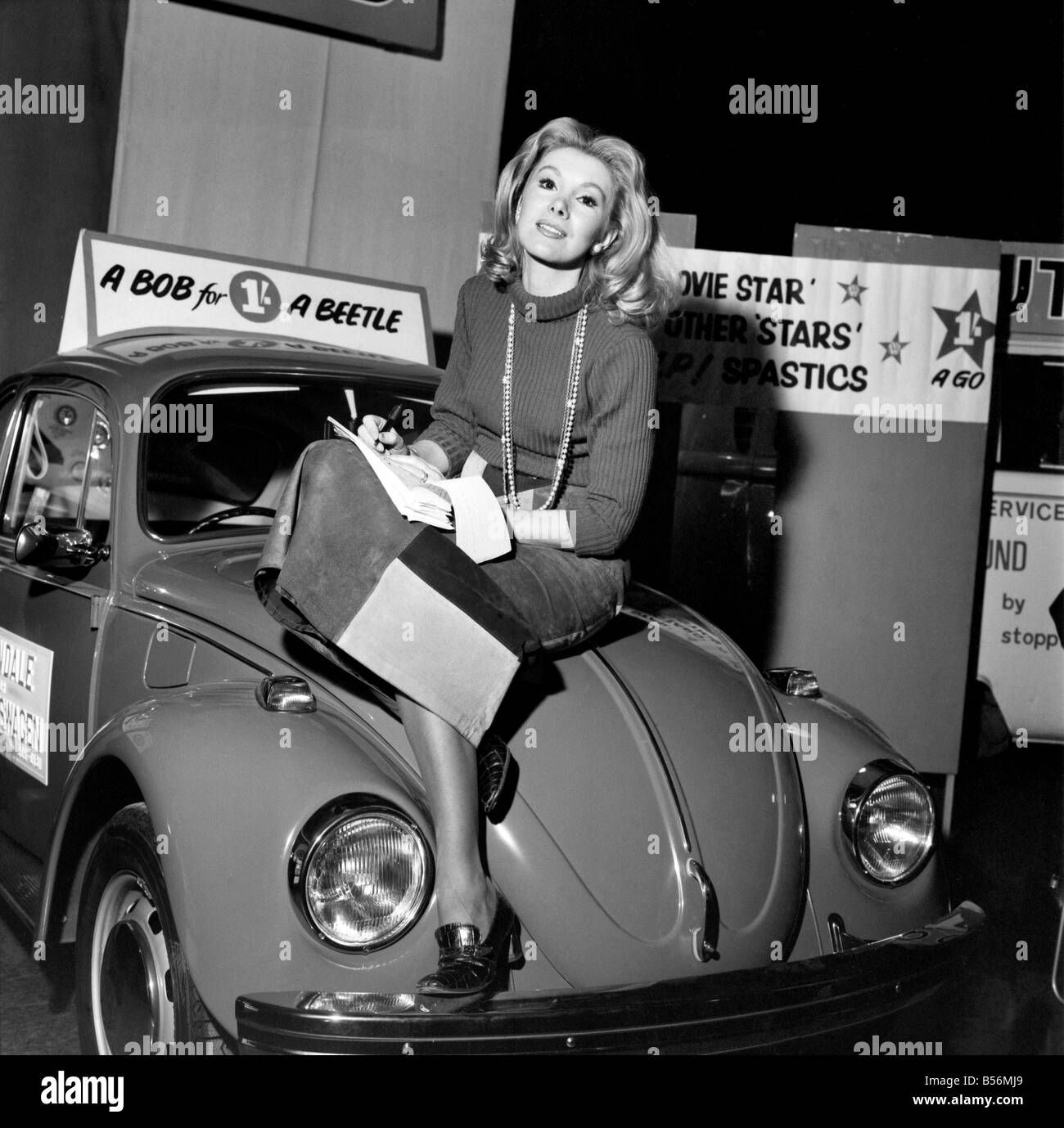 The 12th Annual Camping and Outdoor Life and Travel Exhibition at Empire Hall in Olympia, London,;Susan Hampshire - Stock Image