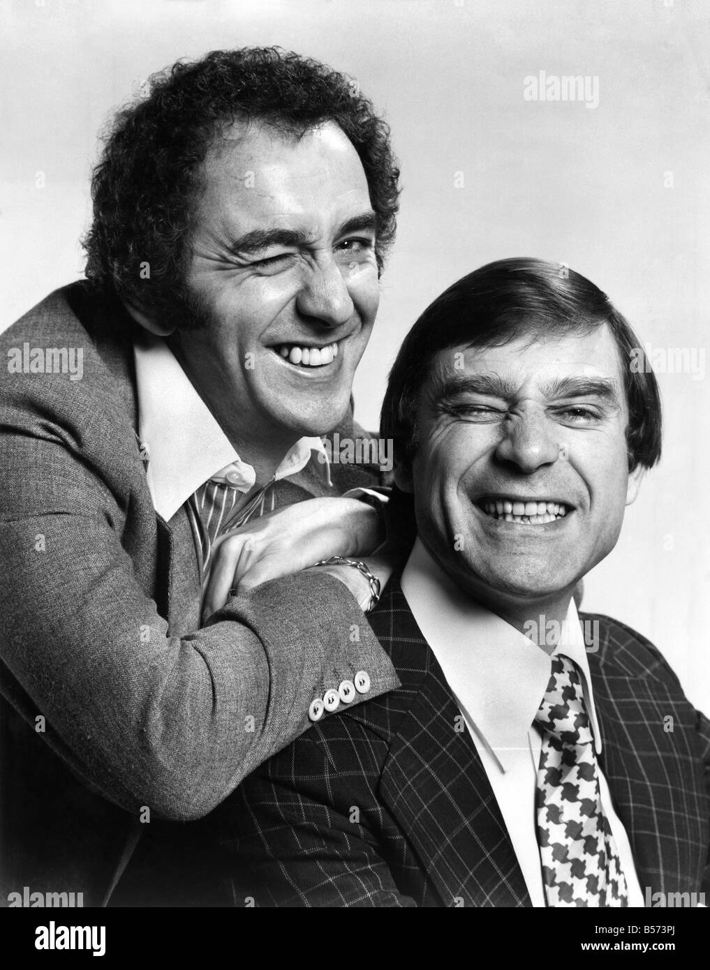 Pictures of Comedians Lennie Bennett and Gerry Stevens ...