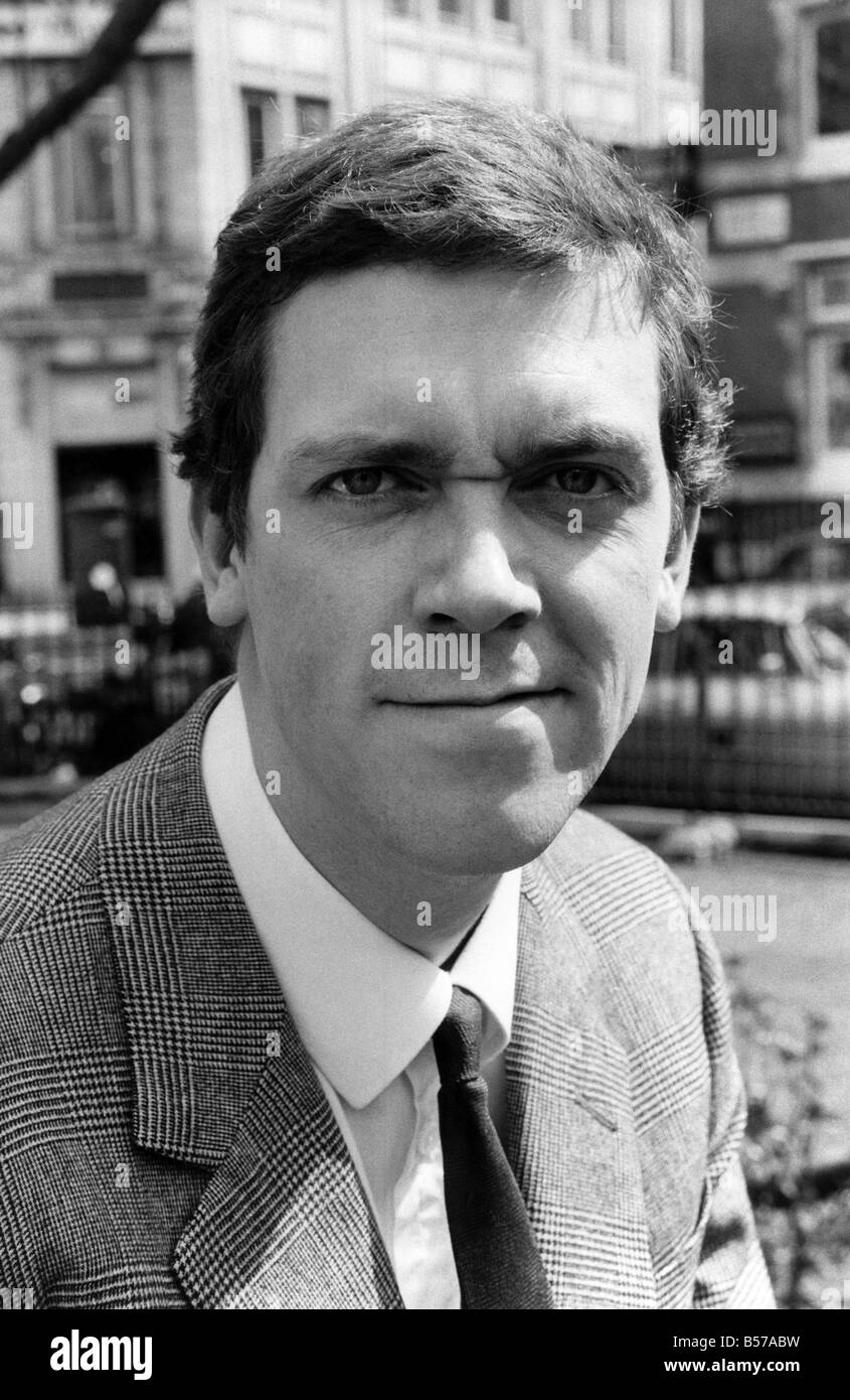 Hugh Laurie. P007219 - Stock Image