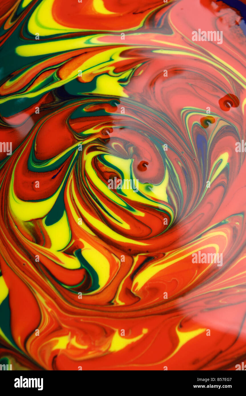 Abstract art - Stock Image