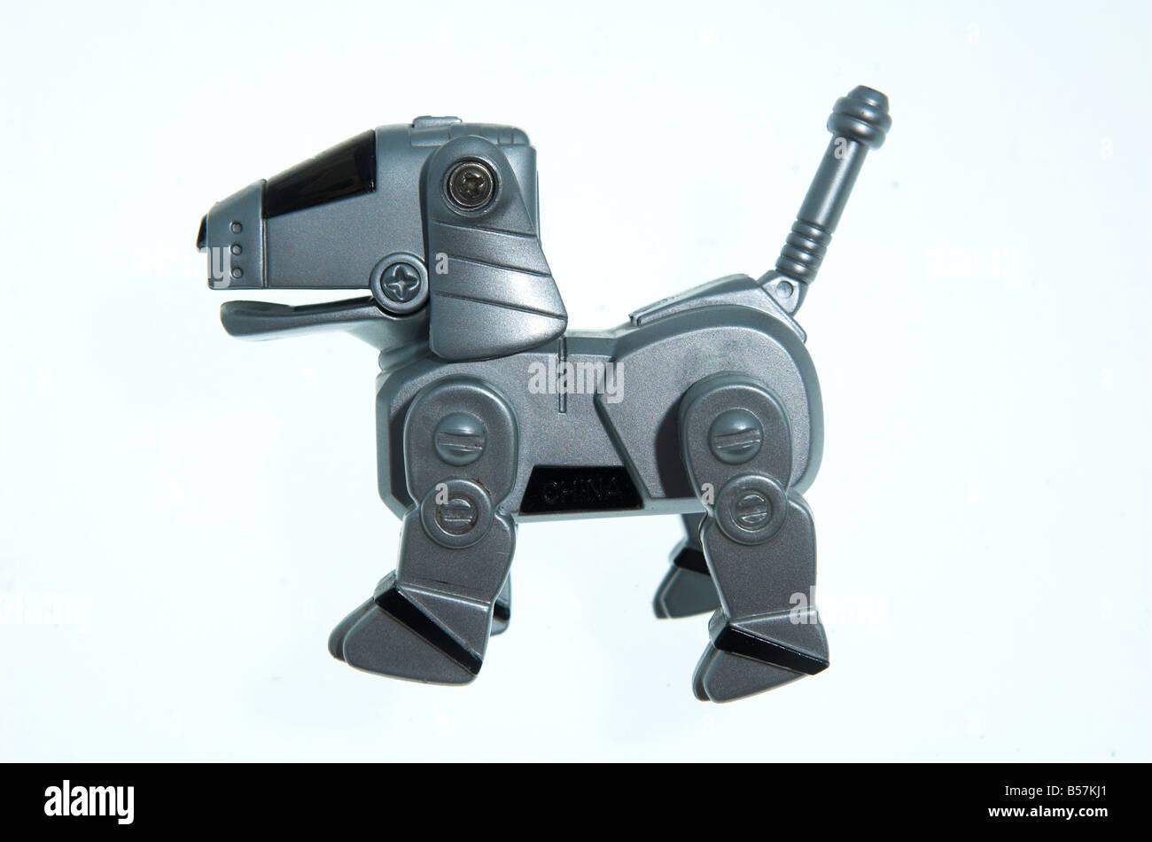 Robotic Dog Toy Stock Photos Robotic Dog Toy Stock Images Alamy