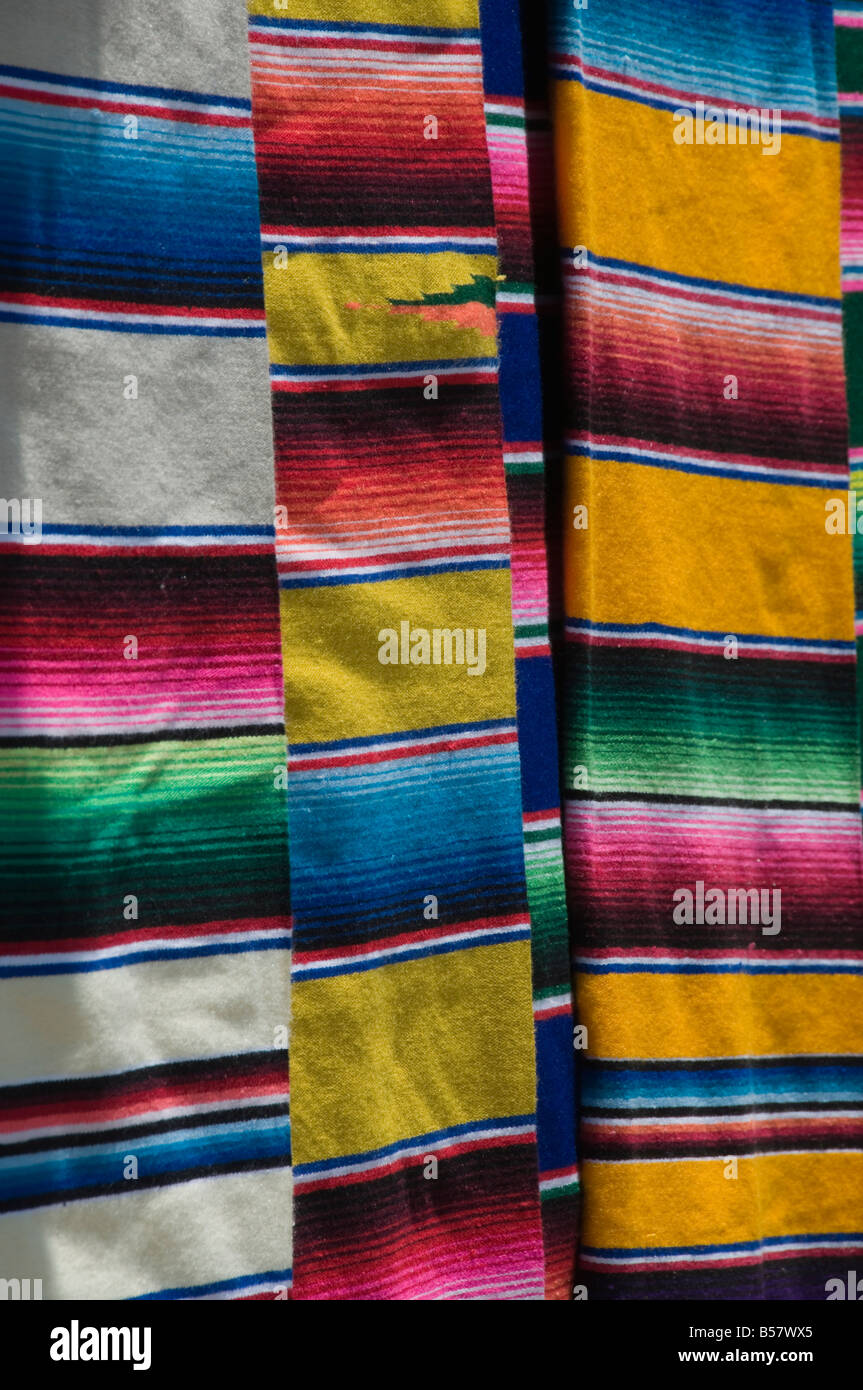 Artisans Market, San Miguel de Allende (San Miguel), Guanajuato State, Mexico, North America - Stock Image
