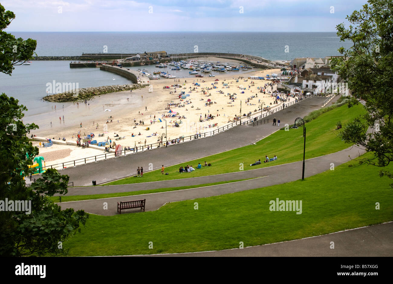 Lyme Regis Stock Photos & Lyme Regis Stock Images - Alamy