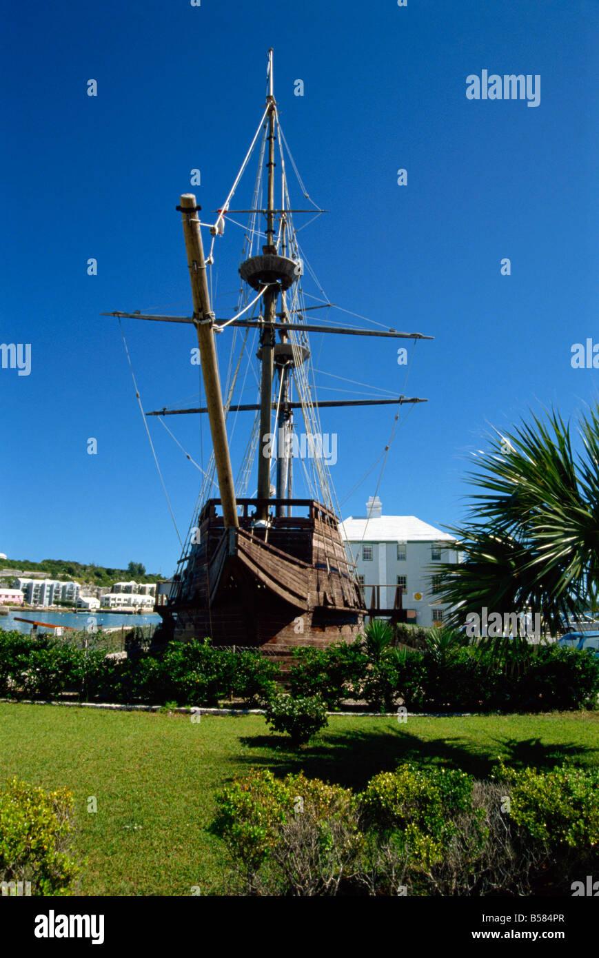 St George Bermuda Atlantic Ocean Central America - Stock Image